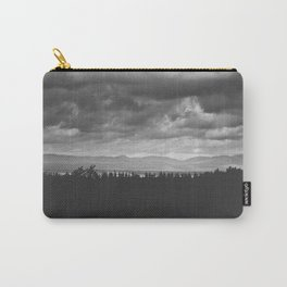 Scenic View of Mountains in Quebec Carry-All Pouch