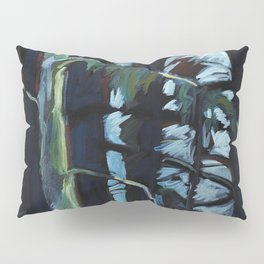 Threaded Forest Pillow Sham