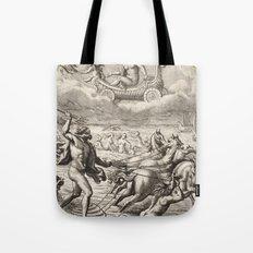 Neptune and Venus Tote Bag