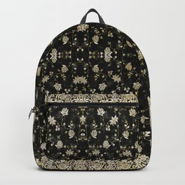 Midnight Romance Sari Backpack