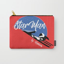 StarMan by Humans Carry-All Pouch