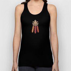 Indian Corn Unisex Tank Top
