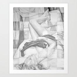 Chels Art Print