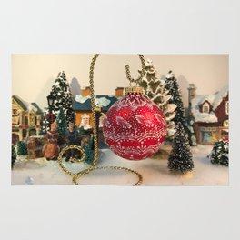 Christmas ornament 1 Rug