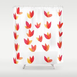 Hello Honey Shower Curtain