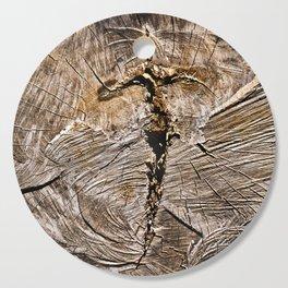 Archaic Flying Cross Cutting Board