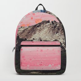 sunny mountains  Backpack