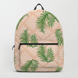 Geometries & Palms Backpack
