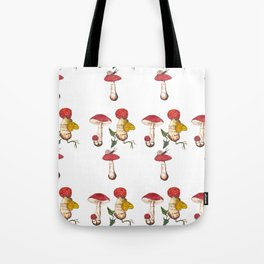 Mushie Love Tote Bag