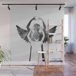 A dreamer. Wall Mural