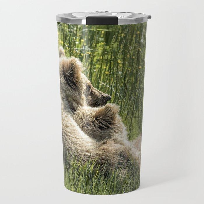 Best Friends Fur Ever - Bear Cubs, No. 8 Travel Mug