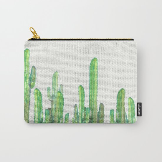 cactus!  Carry-All Pouch
