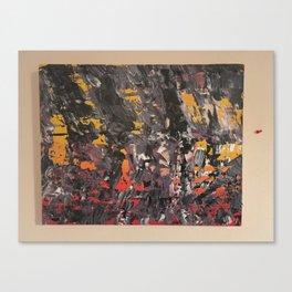 homage to Gerhard Richter Canvas Print