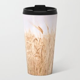 Golden Summer Travel Mug