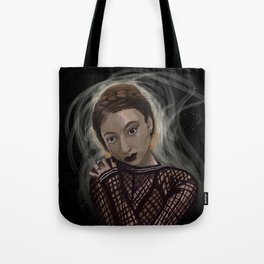 Tennis Court Tote Bag