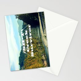 Sh*t Creek Survivor Stationery Cards