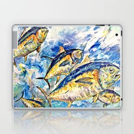 Golden Tuna Laptop & iPad Skin