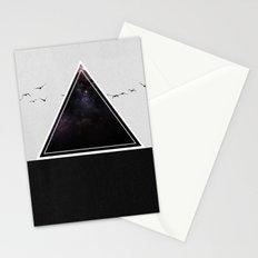 Triangalaxy Stationery Cards
