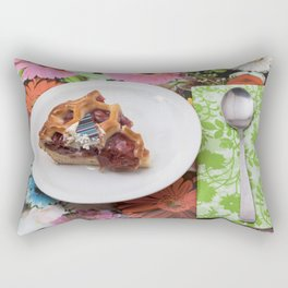 jam tart Rectangular Pillow