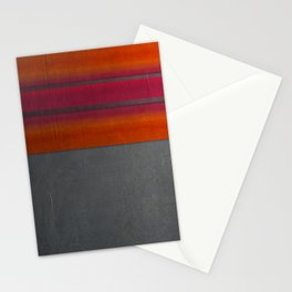 """""""Architecture, cement texture & colorful"""" Stationery Cards"""