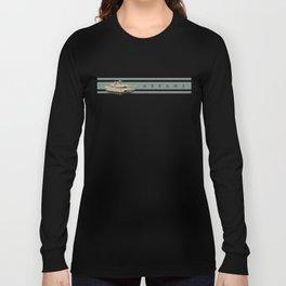 M1A1 Abrams Long Sleeve T-shirt