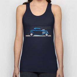1932 Ford Hot Rod  Unisex Tank Top