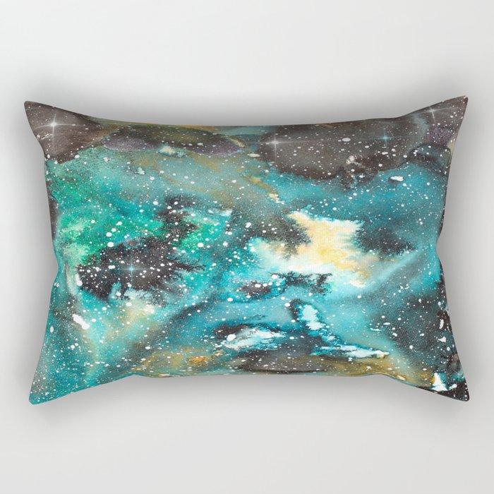 Galaxy 06 Rectangular Pillow
