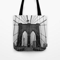 Brooklyn Bridge Tote Bag