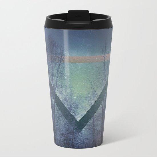 Pagan mornings Metal Travel Mug