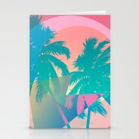 miami Stationery Cards featuring MIAMI by DIVIDUS