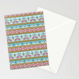 Batik Style 8 Stationery Cards