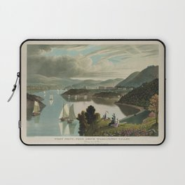 West Point, from above Washington Valley (1834) Laptop Sleeve