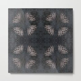 Visible Large Metal Print