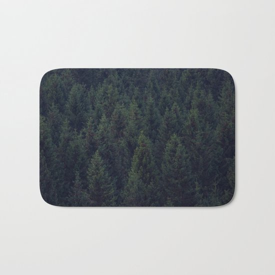 Deep In The Woods Bath Mat