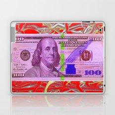 Funny Money Laptop & iPad Skin