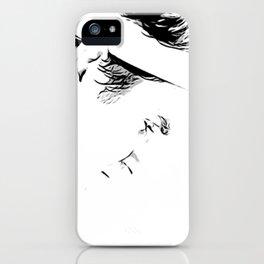 Federer Focused iPhone Case