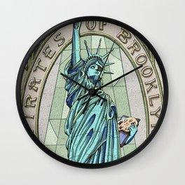 La Merika Wall Clock