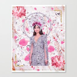 Her Name is Aphrodite Canvas Print