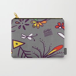Grey garden Carry-All Pouch