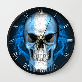 To The Core Collection: Guatemala Wall Clock