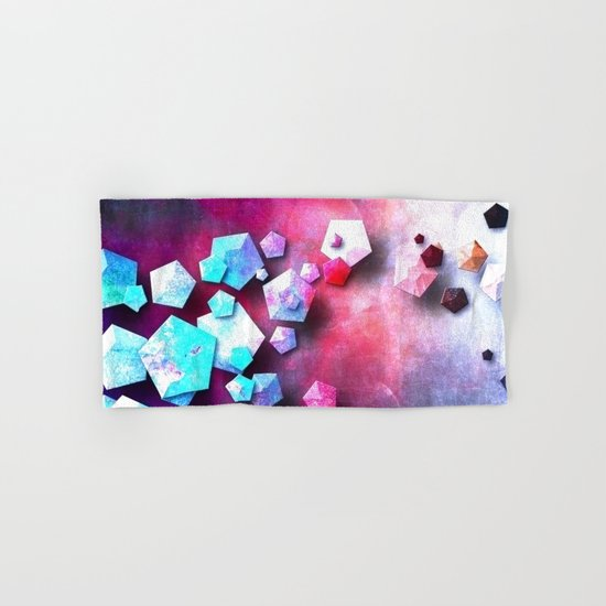 β Persei Hand & Bath Towel
