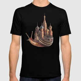 The Snail's Daydream T-shirt