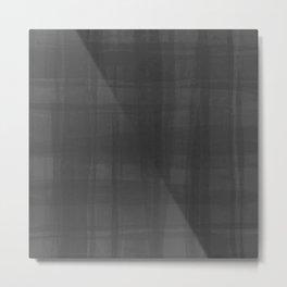 Thinly Veiled Metal Print