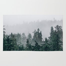 The Faded Fog Rug