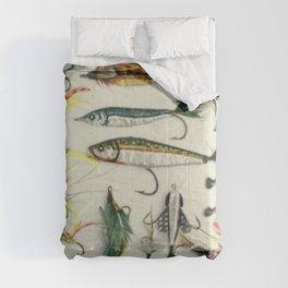 Fishing Lures Comforters