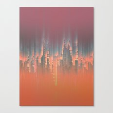 Reversible Space II Canvas Print
