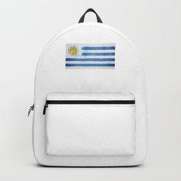 Uruguay Flag design   Uruguayan design Backpack