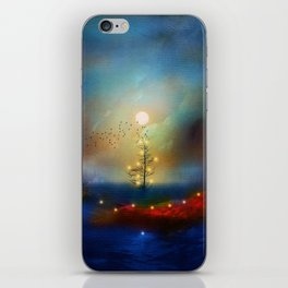 A beautiful Christmas iPhone Skin