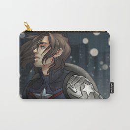 CAPTAIN IN THE WIND Carry-All Pouch