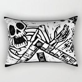 Furious Rectangular Pillow